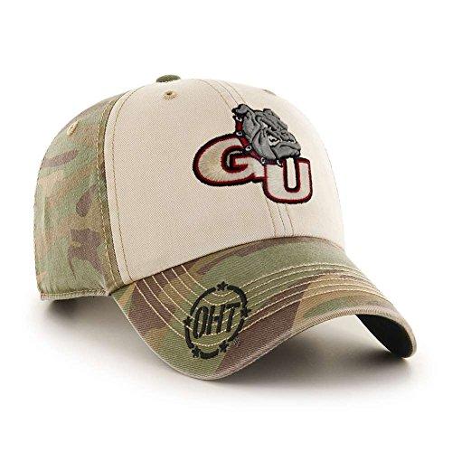 コジオスコ交通緊急Gonzaga Bulldogs 47ブランド操作Hat Trick調節可能なhat-camo