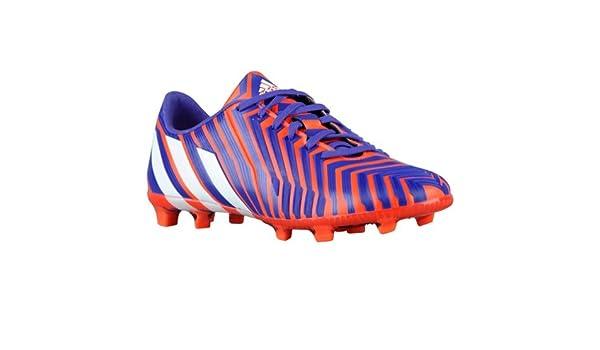 79e8860909cc Amazon.com  Adidas PredAdidas Predator Instinct FG Junior (Solar Red ...