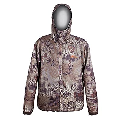 Grundens Gage Waterproof Weather Watch Jacket, Kryptek Highlander Camo
