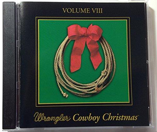 Wrangler Cowboy Christmas, Vol. VIII (Sammy Cd Kershaw Christmas)