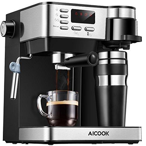 espresso and coffee combination - 8