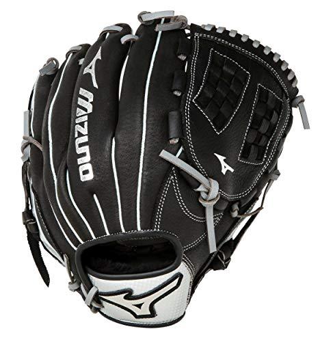 Mizuno Premier Baseball Glove, Black, 12