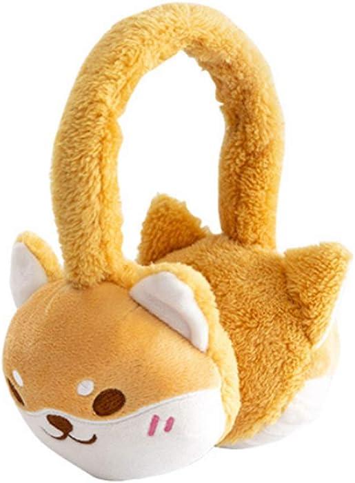 5d1d4772086 YOMORIO Womens Anime Cosplay Costume Cute Faux Fur Earmuffs Lolita Kawaii  Cat Ear Hair Hoop for Girls ...