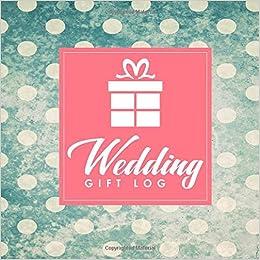wedding gift log wedding gift book record gift lists registry
