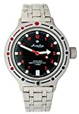 Vostok Amphibian 420280/2416b Russian Military Automatic Mens Watch Divers 200m