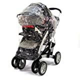 Baby Travel Raincover To Fit Quattro Tour Deluxe Travel System