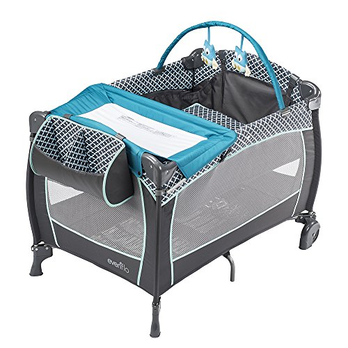Evenflo Portable Babysuite , Penelope Review