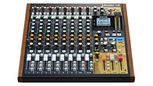 Tascam Model 12 All-In-One Digital Multitrack