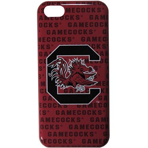 NCAA South Carolina Fighting Gamecocks iPhone 5c Graphics Case (South Carolina Silk)