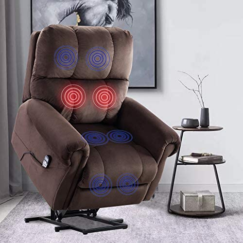 Bonzy Home Massage Lift Reclining Chair