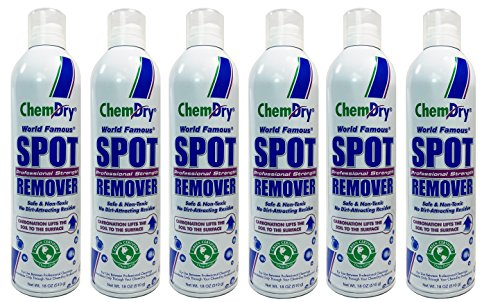 Chem-Dry Professional Strength Spot Remover 18oz (6 Pack) by Chem-Dry
