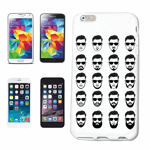 "cas de téléphone iPhone 7+ Plus ""HIPSTER Lifestyle Mode STREETWEAR HIPHOP SALSA LEGENDARY"" Hard Case Cover Téléphone Covers Smart Cover pour Apple iPhone en blanc"