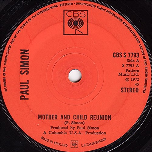 Mother And Child Reunion - Solid