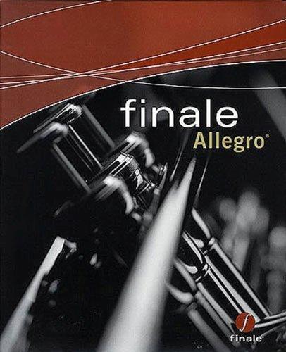 Finale Allegro (Finale Allegro 2007 5-Pack- CD-ROM)
