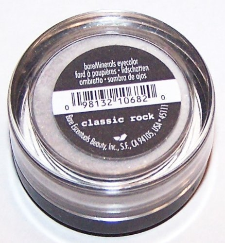 Bare Escentuals Classic Rock Mini Eye Shadow NEW .28 g Bare Escentuals Mini Lip