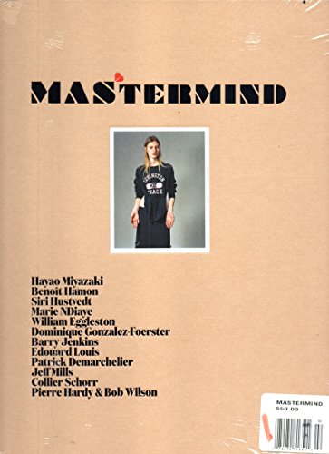 Mastermind Magazine (Mastermind Magazine #2nd Issue- unique look & feel crafted by Marie-Amélie Sauvé)