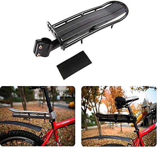 Portaequipajes trasero para bicicleta. Accesorios para bicicleta ...