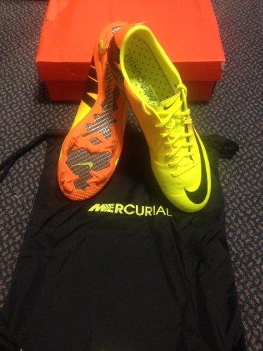 Nike - Football - mercurial vapor ix fg