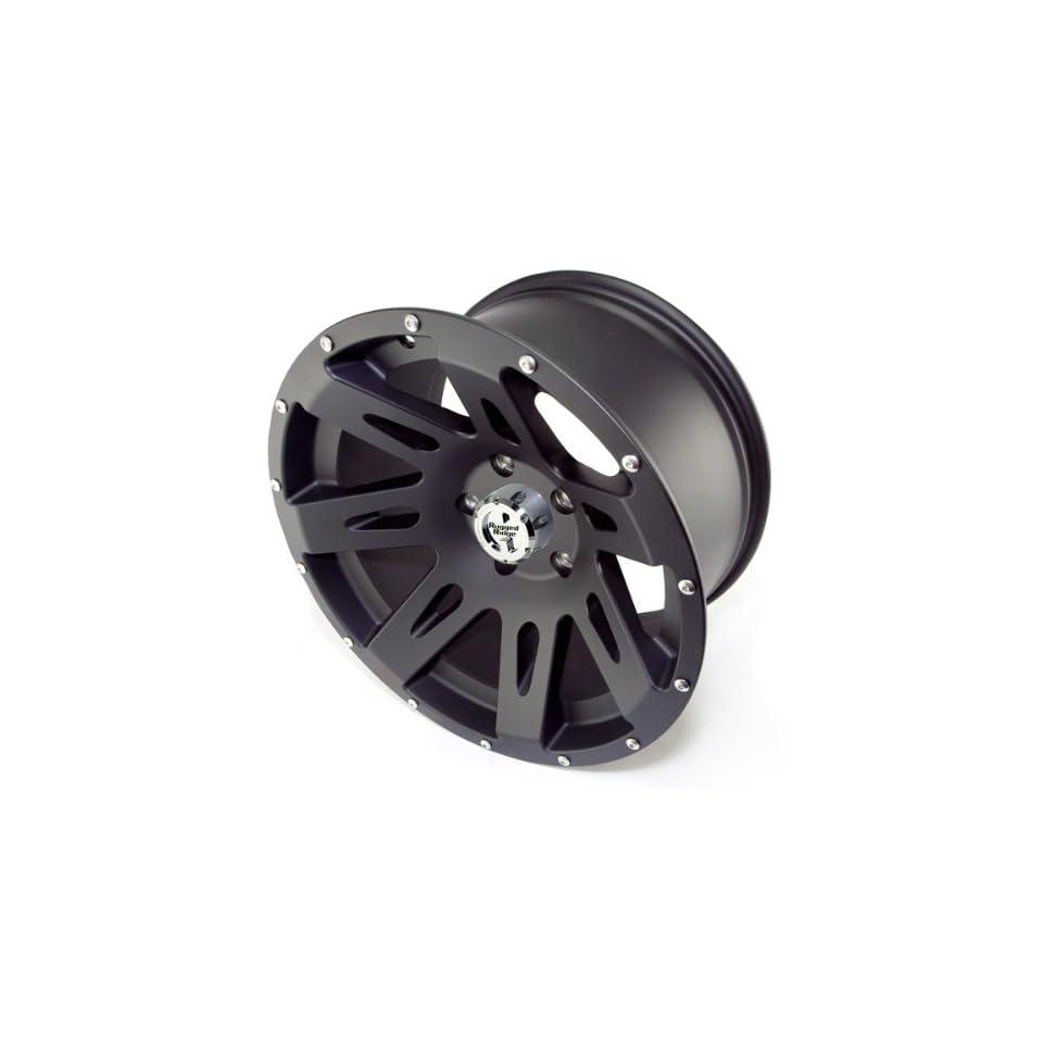 Rugged Ridge Jeep Wrangler JK Black Satin Wheel (17x 9/5x5)