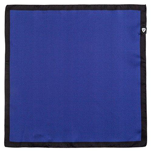 Pochette bleu Noir