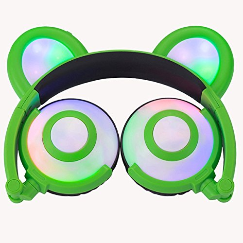 Bear Ear Headphones