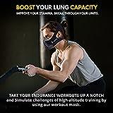 Nextgen Altitude Training Mask - Cardio, Breathing