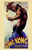 King Kong Poster Movie I 11x17 Fay Wray Bruce Cabot Robert Armstrong Frank Reicher MasterPoster Print, 11x17