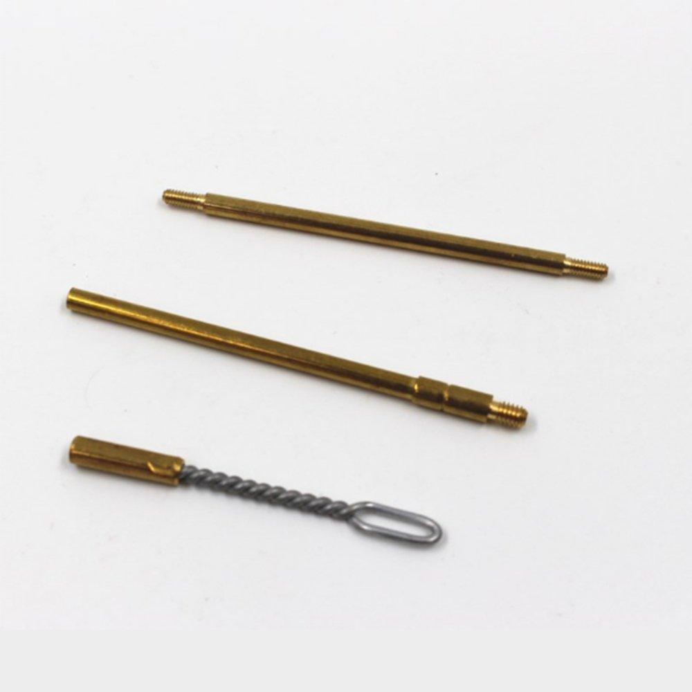 nicedier-tech filo tubo spazzola di pulizia 1/set spazzola per la pulizia del tubo del filo spirale in rame