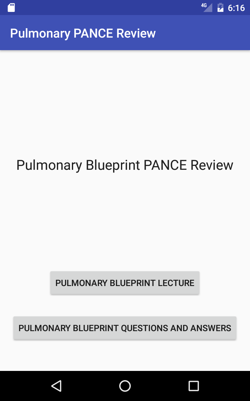 9067fefe4ef9b Amazon.com: Pulmonary PANCE Blueprint Review: Appstore for Android