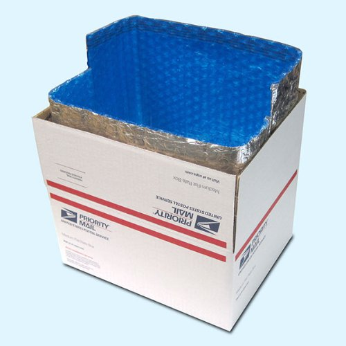 Foil Insulated Box Liners, 11