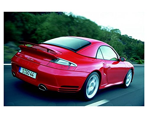 Image Unavailable. Image not available for. Color: 2004 Porsche 911 996 Turbo Cabriolet ...