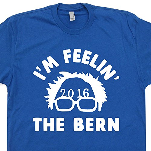 Bernie Sanders Feelin Shirtmandude Shirts product image