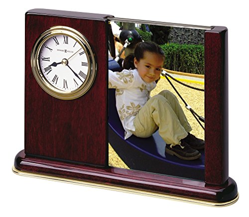 - Howard Miller 645-498 Portrait Caddy Table Clock