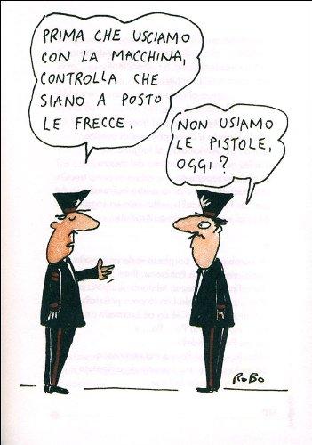 barzellette sui carabinieri da