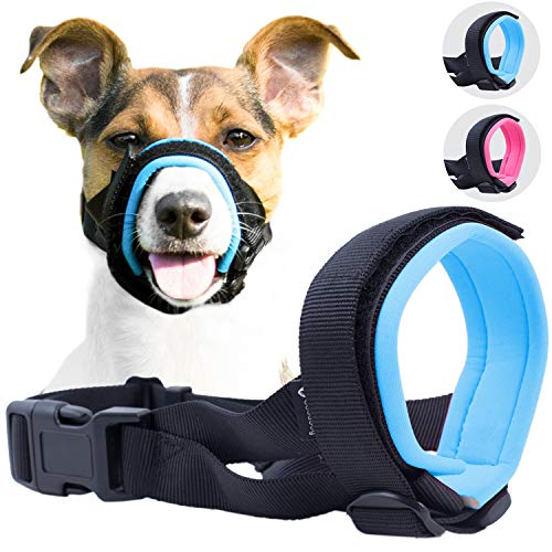 Gentle Muzzle Guard for
