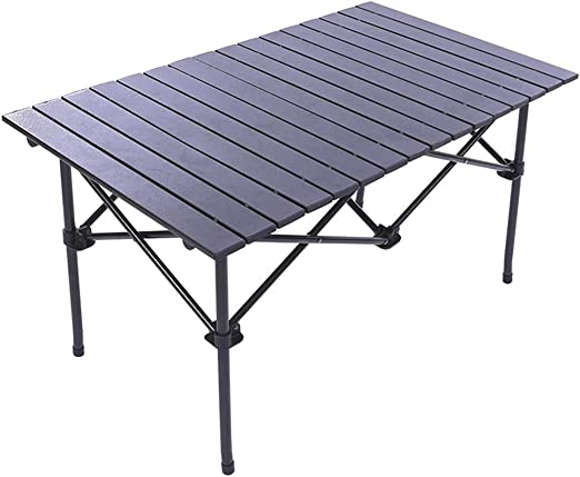 Fundas para muebles de jardín Mesas Mesas plegables del jardín de tabla mesa de camping mesas