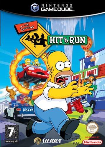 The Simpsons: Hit & Run (GameCube) by Sierra UK