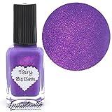 Lynnderella Limited Edition—Violet Shimmerella Nail Polish—Fairy Blossom