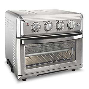Cuisinart TOA-60 Convection Toaster Oven Airfryer, Silver 8