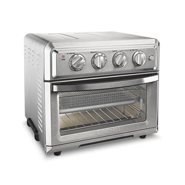 Cuisinart TOA-60 Convection Toaster Oven Airfryer, Silver 1