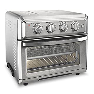Cuisinart TOA-60 Air Fryer Toaster Oven, Silver (B01K0W8LTE) | Amazon Products