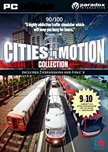 Cities in Motion Collection [Download]