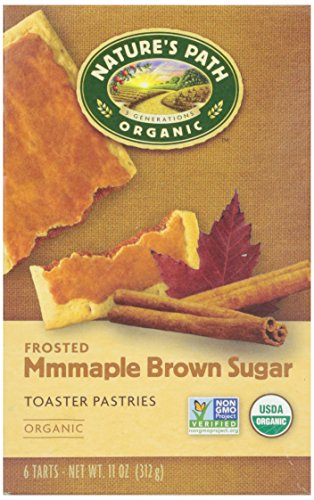 natures-path-toaster-pastry-frosted-brown-sugar-organic-11-oz