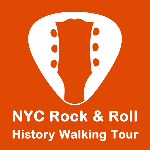 New York Rock History Walking Tour - Travel Guide to Places Related to Bob Dylan, John Lennon, The Ramones, Jimi Hendrix, and More from Tom's Apps