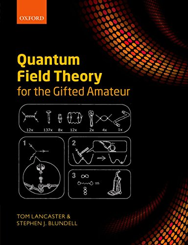 Quantum Field Theory for the Gifted Amateur Pdf