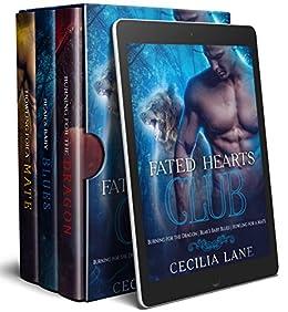 Fated Hearts Club Books 1-3: Shifter Romance Box Set by [Lane, Cecilia]