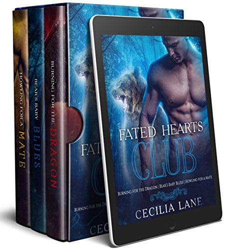 Fated Hearts Club Books 1-3: Shifter Romance Box Set -