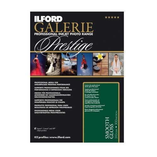 Ilford Galerie Prestige Smooth Pearl (8.5 x 11 in. - 100 Sheets) (Ilford Pearl Photo Paper)