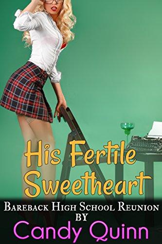 [His Fertile Sweetheart: Bareback High School Reunion] (Male Dominant Costume)