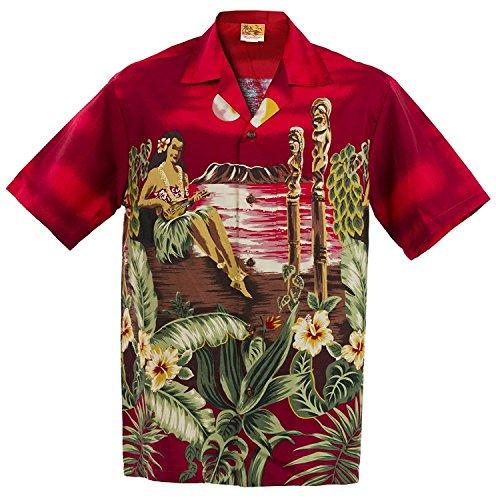 Hula Girl Shirt - 5